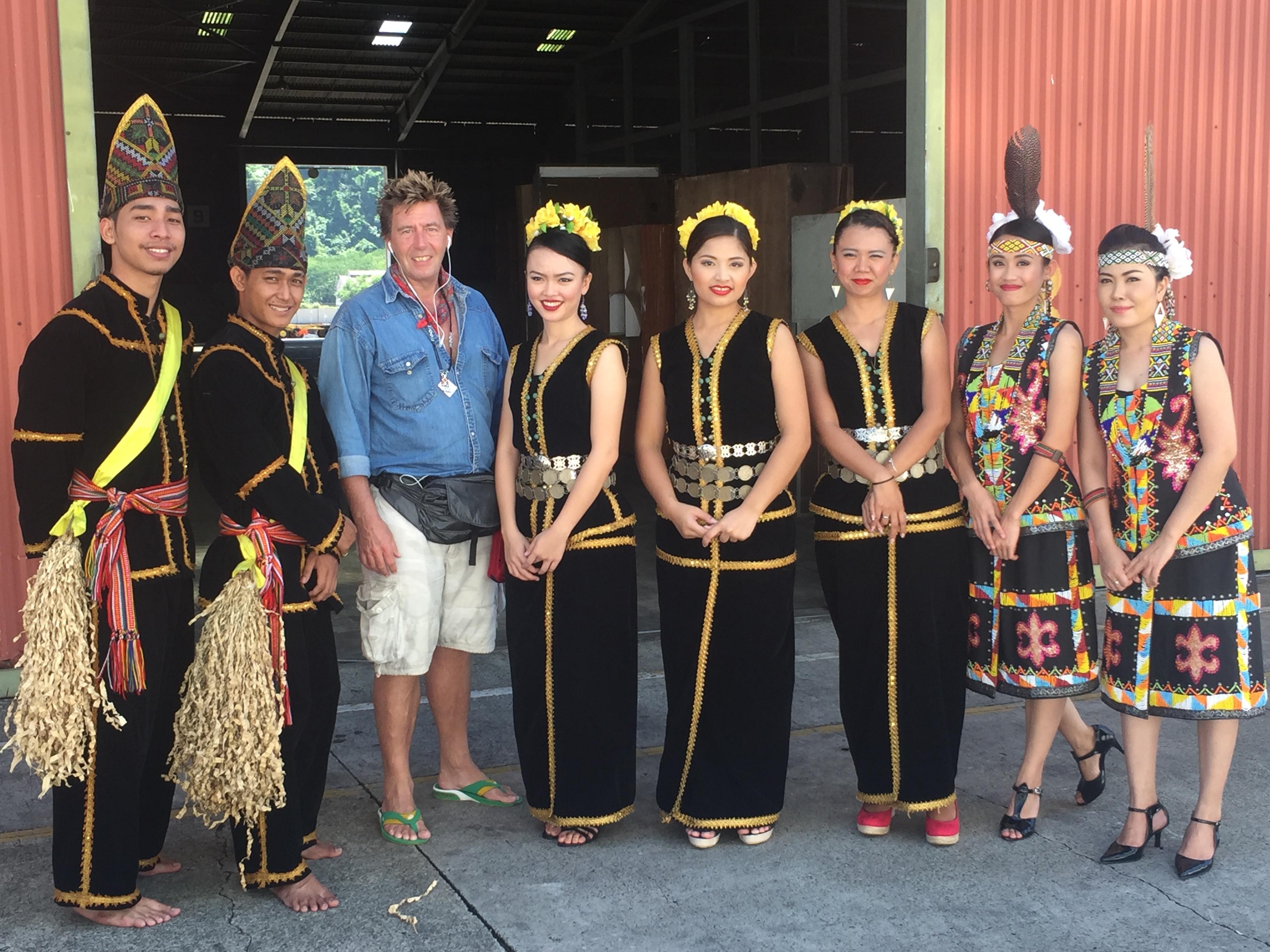 Borneo, Kota Kinabalu And Brunei