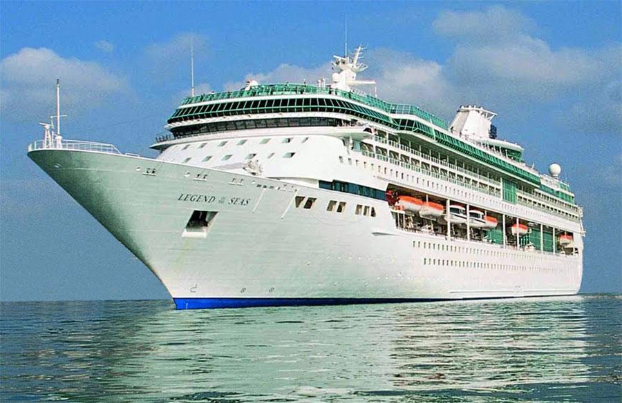 Cruise Update – South China Sea