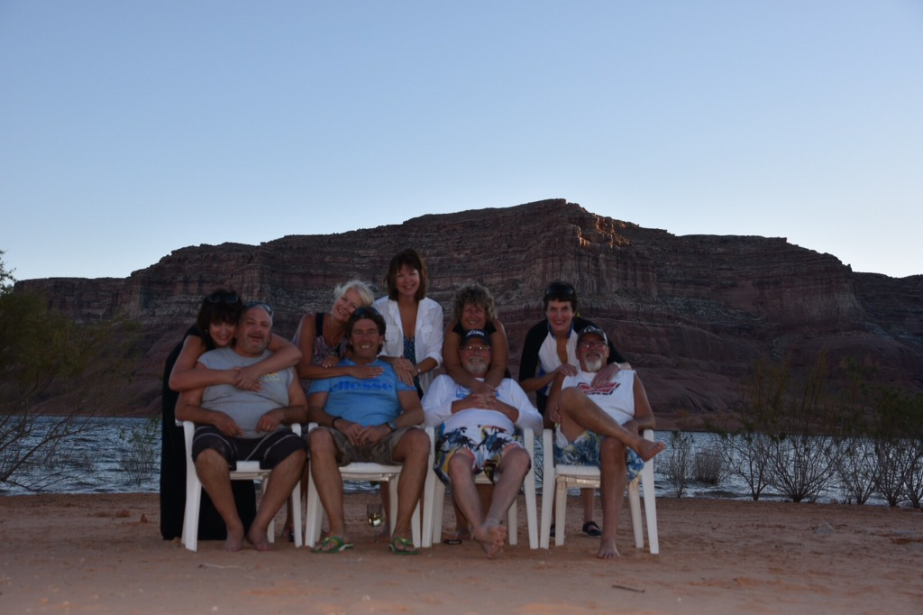 9 Go Boating On Lake Powell