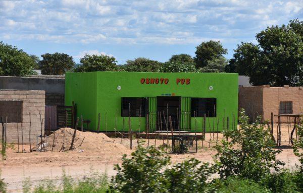The Caprivi Strip To Botswana