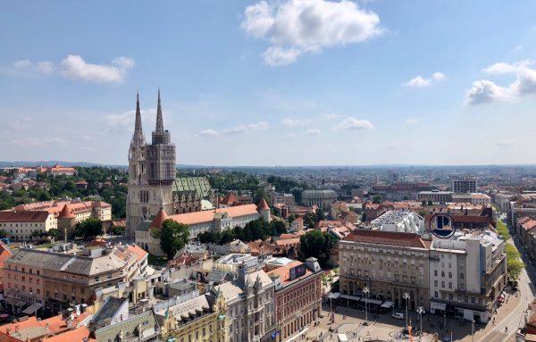 Prague To Zagreb To Split