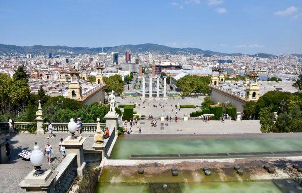 Alicante & Barcelona