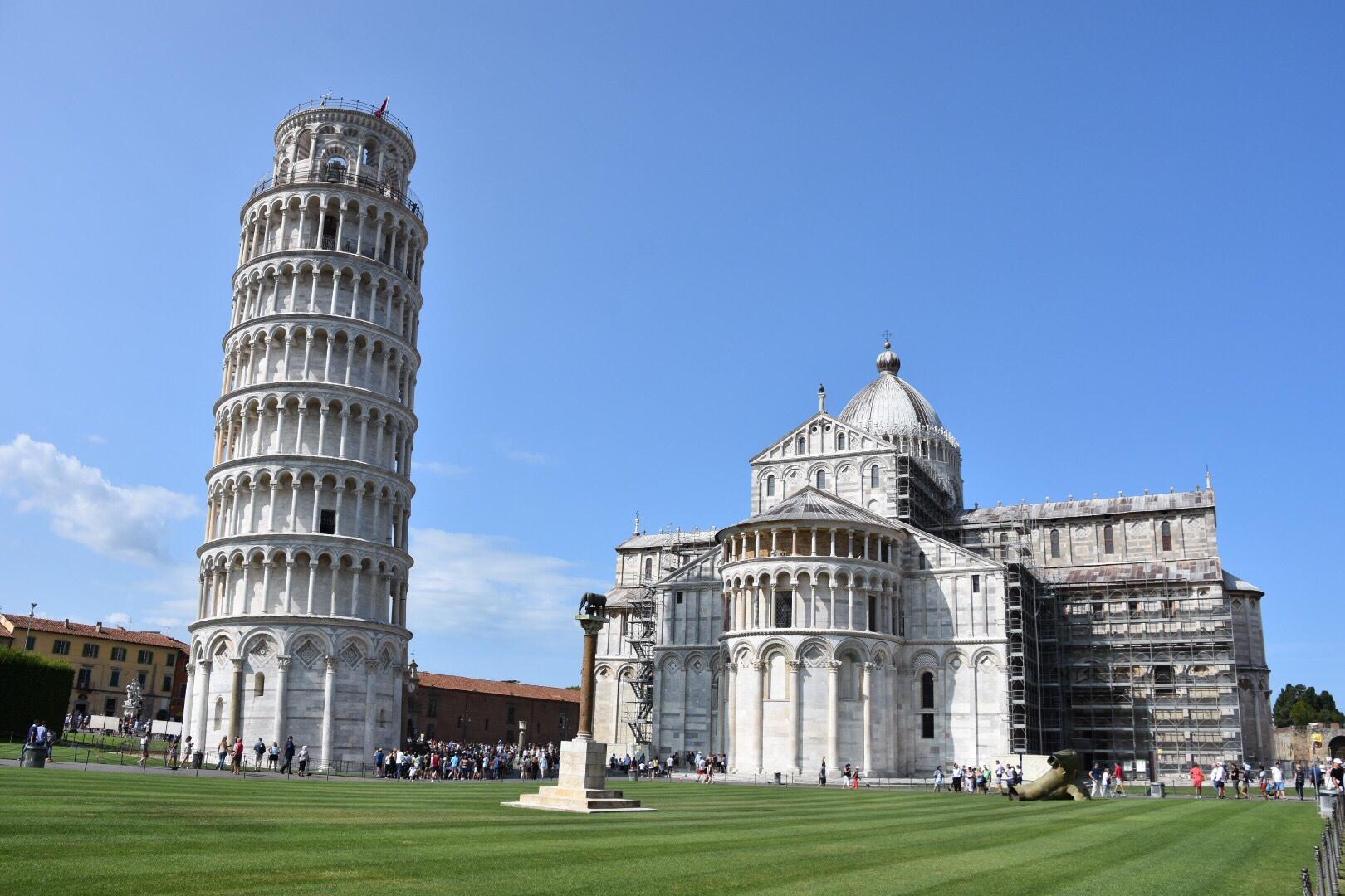 Pisa & Rome
