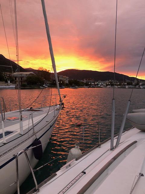Corfu, Sailing